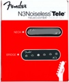 Fender N3 Noiseless Pickup - Tele - 2-piece Set