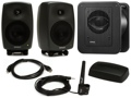 Genelec 8330.LSE Triple SAM 2.1 Powered Studio Monitor System with Subwoofer
