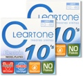 Cleartone EMP Electric Guitar Strings 2-pack - 0.010-0.046 Light