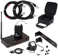 Galaxy Audio AS-900 Wireless In-ear Monitor System with Case and Cables