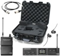 Audio-Technica M2L Wireless In-ear Monitor System with Case and Cable