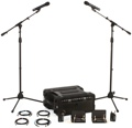Audio-Technica System 10 Pro Complete Wireless Handheld and Headset Microphone Package