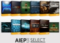 AIR Instrument Expansion Pack 3.0 Select Virtual Instrument Plug-in Bundle