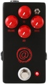 JHS AT (Andy Timmons) Drive Pedal - Exclusive Black with Red Logo