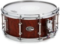 Stone Custom Drum Company Super American Bubinga Snare Drum - 6.5 x 14