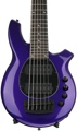 Ernie Ball Music Man Bongo 6 HH - Firemist Purple