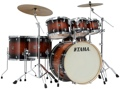 Tama Superstar Classic 7-piece Shell Pack - Mahogany Burst Lacquer