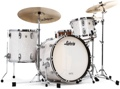 Ludwig Classic Maple Fab 22 Shell Pack - White Marine Pearl