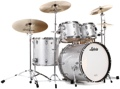 Ludwig Classic Maple Mod 22 Shell Pack - Silver Sparkle