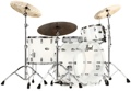 Pearl Crystal Beat Shell Pack 3-pc - Frosted Finish