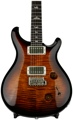 PRS Custom 22 10-Top - Black Gold Wrap Burst with Pattern Thin Neck