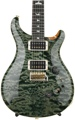 PRS Wood Library Custom 24-08 - Trampas Green with Pattern Regular Neck