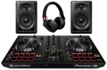 Pioneer DJ Digital DJ Package with DDJ-RB, DM-40s, and HDJ-700
