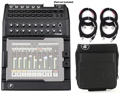 Mackie DL1608 16-channel Digital Mixer with Case and Cables