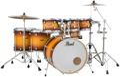 Pearl Decade Maple Shell Pack - 7pc - Classic Satin Amburst