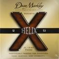 Dean Markley 2082 Helix HD 80/20 Bronze Custom Light Acoustic Strings