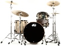 DW Collector's Series Exotic Maple/Mahogany Shell Pack - 3-pc - Dragonwood