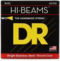 DR Strings MR-45 Hi-Beam Stainless Steel Medium Bass Strings