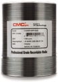 CMC Pro DVD-R 8x White Inkjet Printable 100pk Tape Wrap