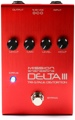 Mission Engineering Inc Delta III Tri-stage Distortion Pedal with EQ
