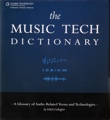 Thomson Course Technology The Music Tech Dictionary