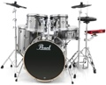 Pearl E-Pro Powered by Export 5-pc Electronic Drum Set Fusion - Grindstone Sparkle