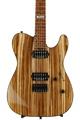 ESP USA TE-II Zebrawood Limited Edition