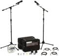 Sennheiser EW G3 Complete Wireless Handheld and Lavalier Microphone Package