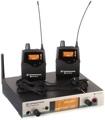 Sennheiser EW 300-2 IEM G3 - A-1 Band, 470-516MHz
