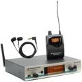 Sennheiser EW 300 IEM G3 In-Ear Wireless System - A Band