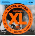 D'Addario EXL110 Nickel Wound Light Electric Strings