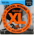 D'Addario EXL110BT Balanced Tension Nickel Wound Light Electric Strings