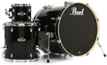 Pearl Export EXX 3-piece Add-on Kit with Hardware - Jet Black