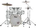 Pearl Export EXX 5-Piece Drum Set With Hardware - Standard Configuration - Pure White