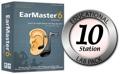 eMedia EarMaster 6 - 10 Station Lab