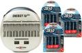 Ansmann Energy 16 Plus w/(12) AA Batteries