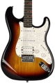 Fretlight FG-621 Wireless Electric Guitar Learning System - Sunburst