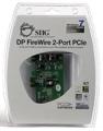 SIIG PCIe FireWire Card