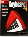 Hal Leonard FastTrack Keyboard Method - Book 1