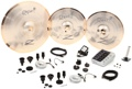 Gen16 Buffed Bronze DS Cymbal Set - 13