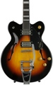 Gretsch G2622T Streamliner Center Block Double Cutaway - Aged Brooklyn Burst, Bigsby