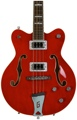 Gretsch G5442BDC - Transparent Red