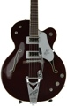 Gretsch G6119T-62GE Vintage Select 1962 Chet Atkins Tennessee Rose - Deep Cherry Stain, Bigsby