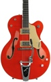 Gretsch Brian Setzer Nashville - Orange Lacquer, Flamed Maple