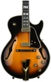 Ibanez GB10SE George Benson Signature - Brown Sunburst