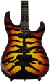 ESP LTD GL-200 SBT George Lynch Signature - Sunburst Tiger