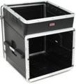 Gator GRC-10X8 - 10U Top, 8U Side Console Audio Rack
