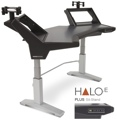 Argosy Halo.E Sit-Stand Workstation - Plus