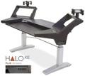 Argosy Halo.KE Sit-Stand Keyboard Workstation - Plus