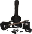 Ibanez Jumpstart Electric Guitar Pack IJRG220Z - Black